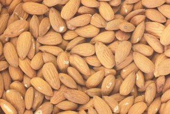 Improve heart health with a daily handful of almonds.