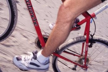 The ball of your foot determines its pedal placement.