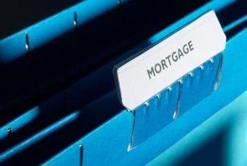 A mortgage loan has a variety of associated costs.