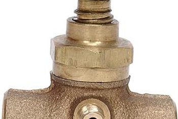 Brass plumbing valves comes in several forms.