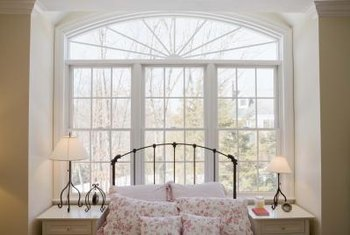 In a private setting, wake with the sun; don't hang window treatments.