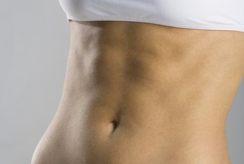 You can get a flat stomach at any age with the right diet and exercise plan.