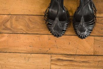 Adding to or repairing a wooden floor can be a simple project.