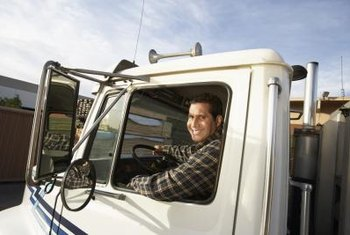 Big rig drivers spend a great deal of time alone working behind the wheel.