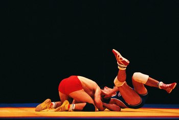 "Wrestlers often rely on dehydration to shed pounds and ""make weight."""