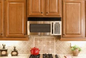 Microwave hoods take up less space horizontally than most standard hoods.