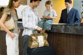 Effective hotel management gives guests a memorable experience.