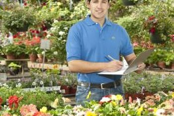 Nurseries, garden centers and greenhouses benefit from hiring display design professionals.