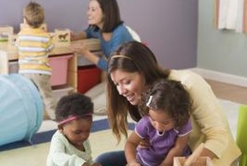 In-home childcare workers earn more in Washington, D.C., and New York