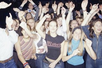 The fans that attend a concert are the promoter's main source of income.