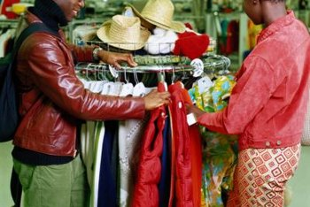 Nonprofit businesses such as thrift stores can provide funding to their sponsoring organization.