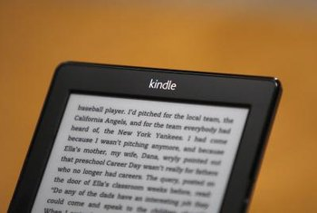 The Kindle Paperwhite with 3G can, with some effort, be used as a general Web-browsing device.