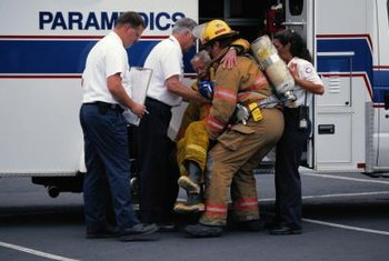 Firefighters respond to medical emergencies more often than fires.