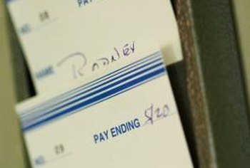 Payroll costs account for a major part of your expenses.