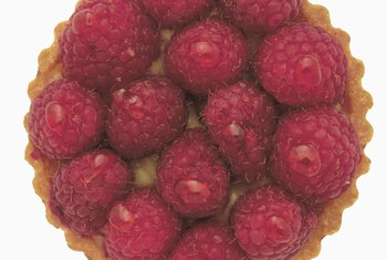 Tart yet sweet, raspberries dress up main dishes as well as desserts.