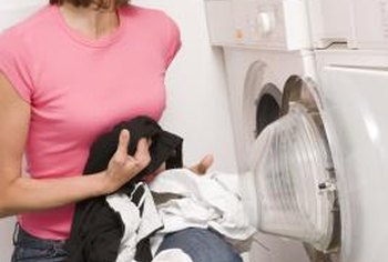 Damp clothes after drying are a sign that the vents need cleaning.