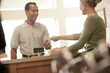 Proper cash handling procedures are necessary for business operations.
