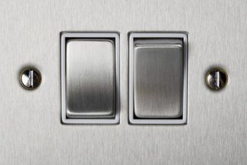 Switches allow you to select a single function or a combination of functions.