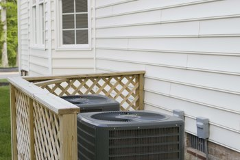 Choose the right size air conditioner to cool your home.