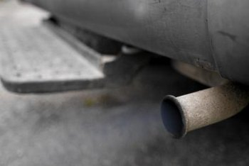 Exhaust pollutants include carbon dioxide, nitrous oxide, carbon monoxide and hydrocarbons.