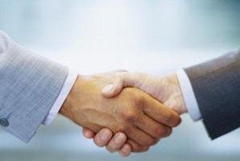 A written agreement is necessary, even between partners who trust each other.