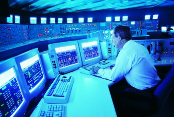 Control engineers can design systems for nuclear power plants.