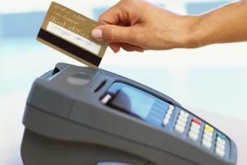 Ethernet-enabled credit card machines can reduce customer checkout times considerably.