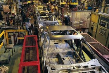 The BLS counted 5,090 executives in the auto industry as of May 2012.