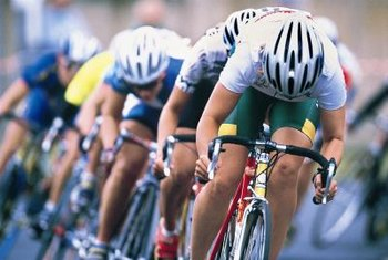 Vary your workouts to improve performance on the bike.