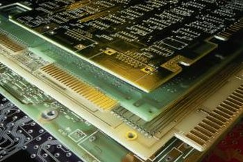 Electronic system techs help with the design of circuitry.
