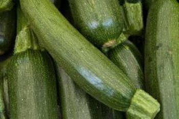 Zucchini originates in Central and South America.