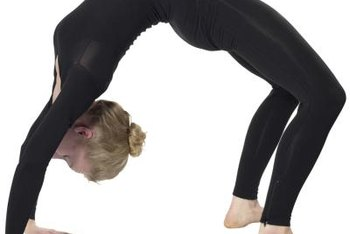 You need to be more than just flexible to shine at gymnastics.