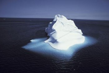 Like the tip of an iceberg; workplace absenteeism usually has a larger significance.
