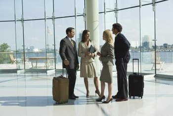 Many business travelers would rather stay in an apartment than a hotel.