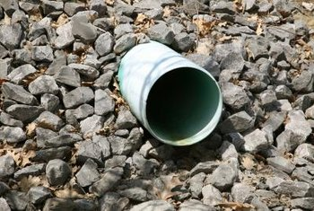 A French drain protects your property from subsurface or surface water.