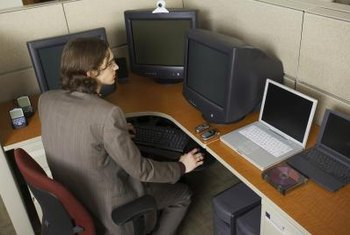 A virtualization workstation can compress the work of many computers into one.