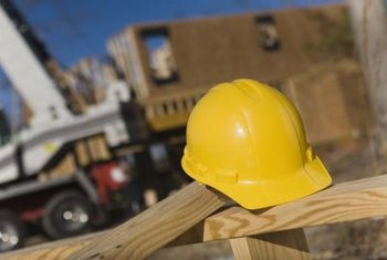 The government contracts for construction and many other types of services and products.