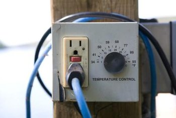 Using a GFCI outlet outdoors can prevent short-circuits caused by water damage.
