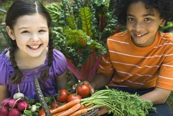 Changing the soil pH of vegetables may encourage helpful soil bacteria.