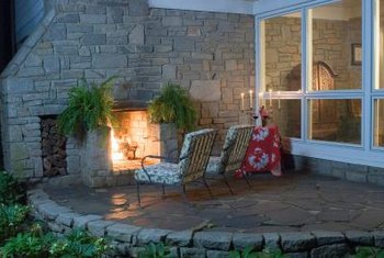 Comfort is key when it comes to outdoor living.