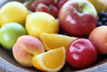Vitamin C -- a nutrient abundant in fruits -- promotes lymphatic tissue health.