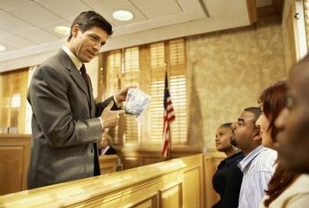 Criminal defense attorneys have duties to clients and courts.