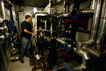 HVAC systems can be complex, and formal training is increasingly important.
