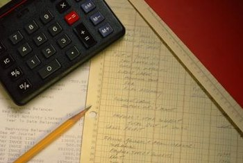 Creating an income statement will require doing some simple math.