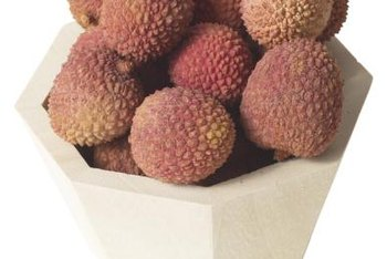 Lychee seeds can be difficult to germinate.