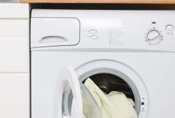 Clothes dryers are among the most energy hungry appliances in the house; hanging your laundry to dry will save you money.