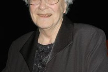 """Mockingbird"" author Harper Lee uses conflict to explicate theme."