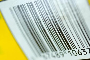 The LS 2106 reads bar codes.