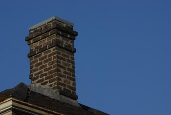 Blockages in chimneys cause fires.