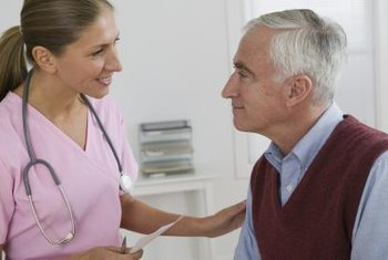 Nurse aides care for elderly, disabled and injured patients.